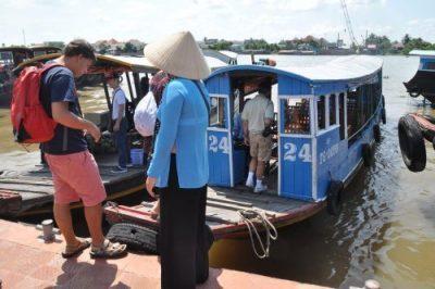 Cuchi Tunnel + Mekong River Tour