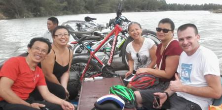 Nha Trang Cycling Tour plus a river cruise
