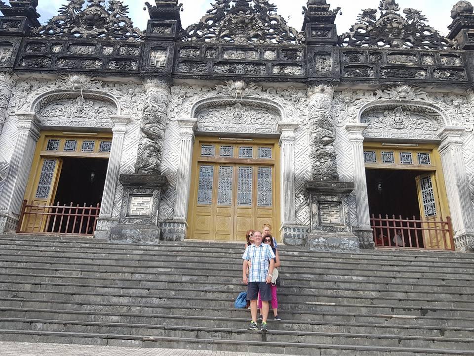 Hue Imperial City Tour