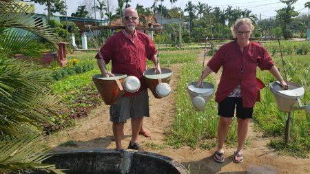 Traque Vegetable Village Tour