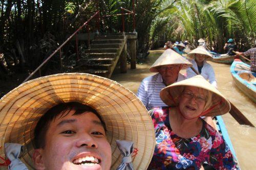 Excursions à Mekong