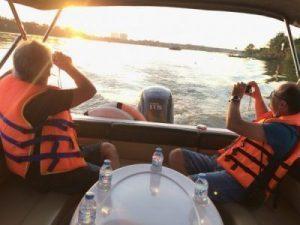 Cuchi Tunnel Tour by speedboat