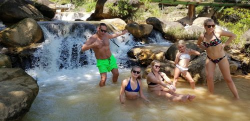 Nha Trang Private Waterfall + Hot Spring Tour