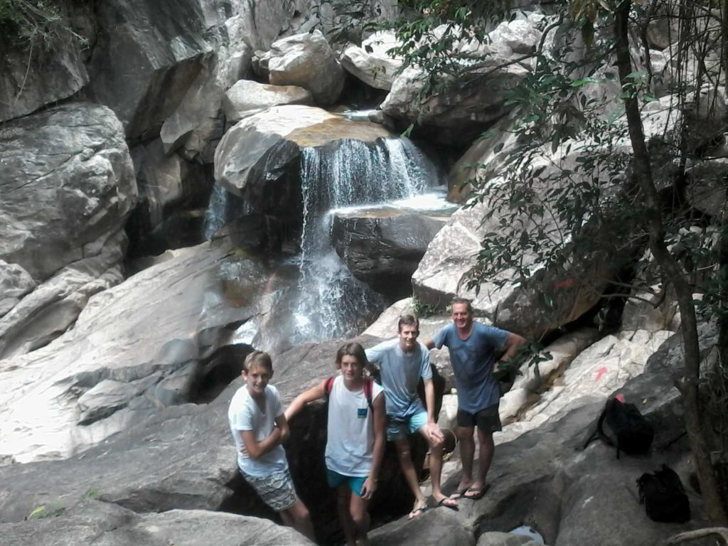 nha trang waterfall tour