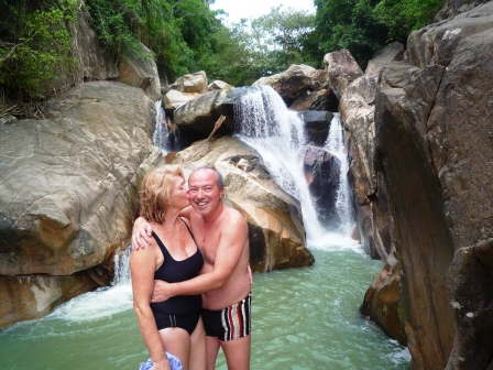 Nha Trang Private Waterfall Tour (TREKKING, CLIMBING )