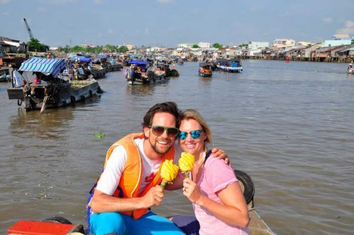 Caibe Vinh Long - Mekong River Tour