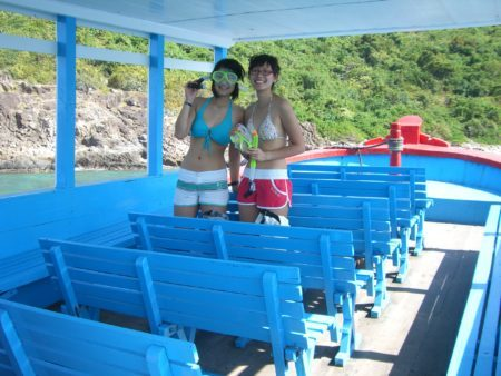 Nha Trang Snorkeling Tour by wooden boat