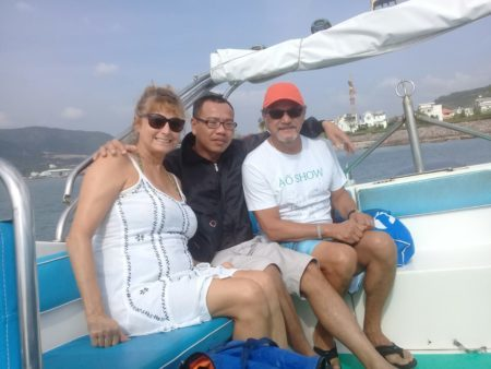 Nha Trang Private Snorkeling Tour by speed boat