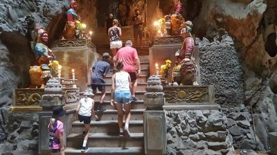 Marble Mountain Tour from Hoian Danang