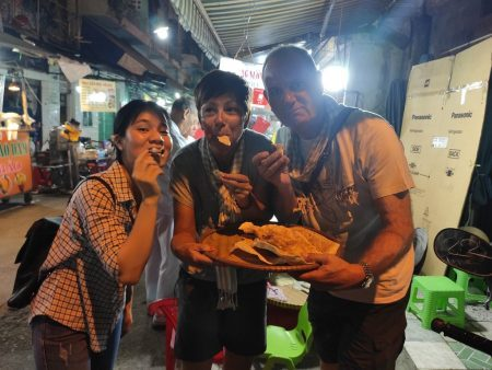 Saigon Night Street Food Tour